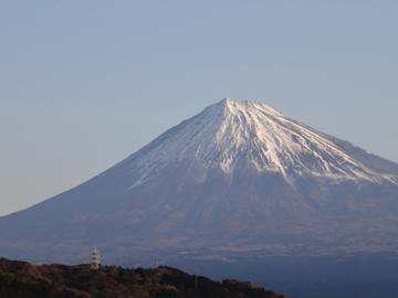 富士山@富士川SA