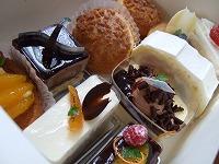 パティスリーコリウール(Patisserie Collioure)のケーキ