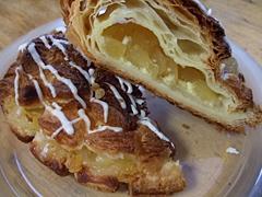 ペニー・レインのリンゴとカスタードのパイ