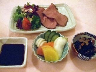花彩亭食事1