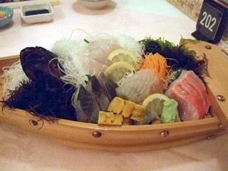 花彩亭食事2
