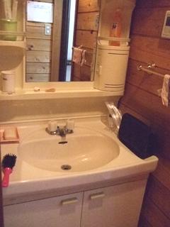 サン・レイク洗面所