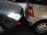 駐車テクニック