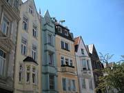 アーヘン(Aachen)の街並み