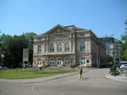バーデン・バーデン(Baden Baden)の街1