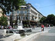 バーデン・バーデン(Baden Baden)の街7