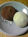 mochi CREAM(モチクリーム)のクリームショコラとモンブラン