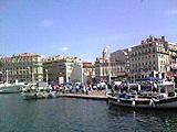 Quai des Belges(ベルジュ埠頭)