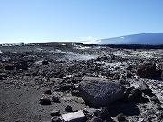 溶岩流の跡2