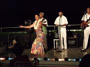 ハレクラニのフラダンスショー