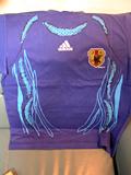 日本代表ユニフォームレプリカ風Tシャツ