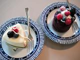 フィオレンティーナのケーキ