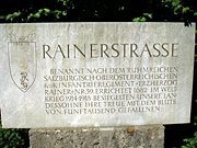Rainerstrasse