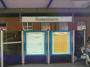 Rosenheim駅