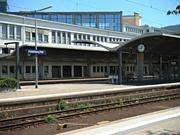 ハイデルベルク駅