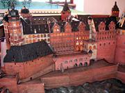 ハイデルベルク城模型1