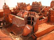 ハイデルベルク城模型2
