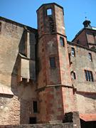 ハイデルベルク城の拷問塔