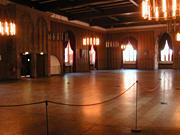ハイデルベルク城のホール