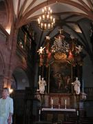 ハイデルベルク城の礼拝堂