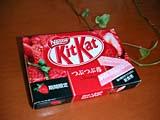 キットカット つぶつぶ苺