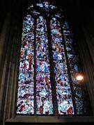 ケルン(Köln)の大聖堂のステンドグラス1
