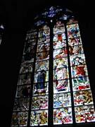ケルン(Köln)の大聖堂のステンドグラス2