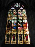 ケルン(Köln)の大聖堂のステンドグラス3