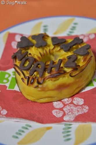 キアッケレのバースデーケーキ