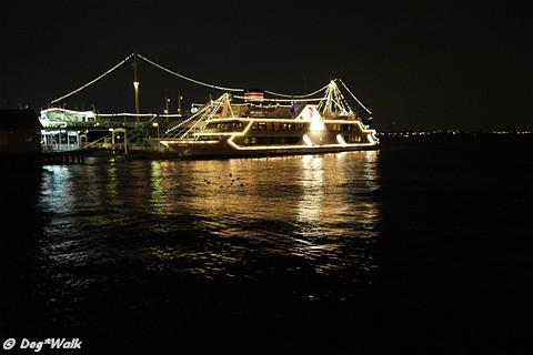 横浜の観光船