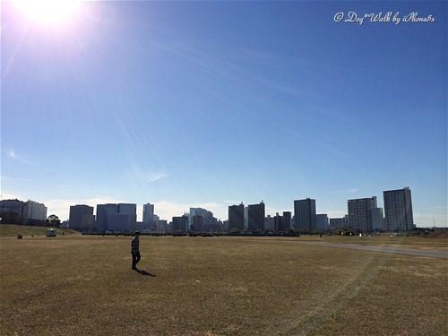多摩川緑地公園
