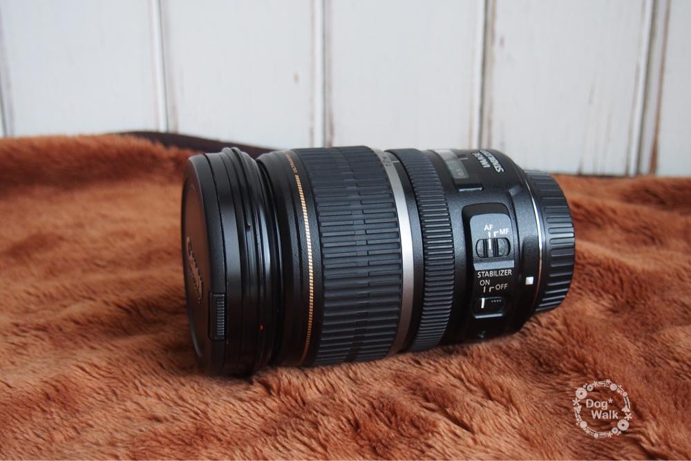 EF-S17-55mm F2.8 IS