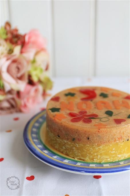 カフェクランペットのケーキ