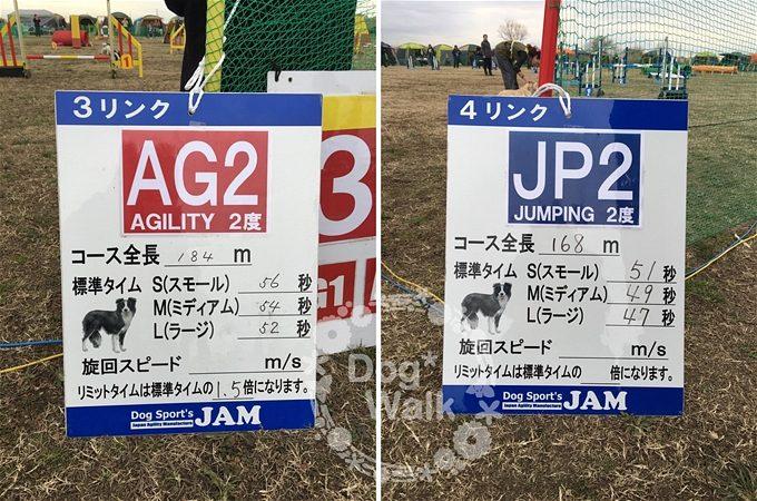 FCI東日本アジリティー競技会2度