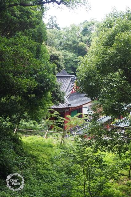 久能山東照宮の日枝神社
