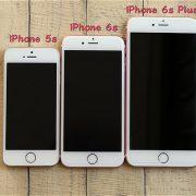 iPhone 5s, 6s, 6s Plus