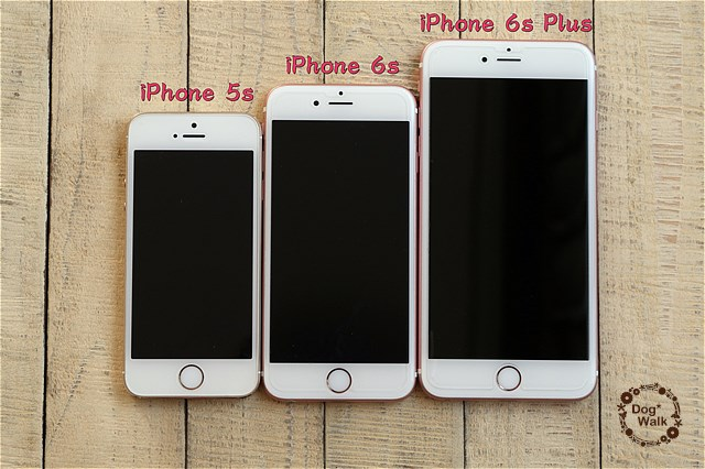 iPhone 5s, 6s, 6s Plus