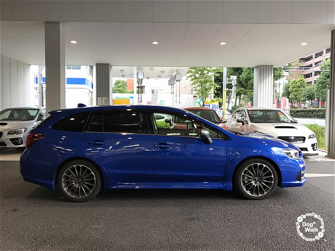 LEVORG2.0STI Sport EyeSight