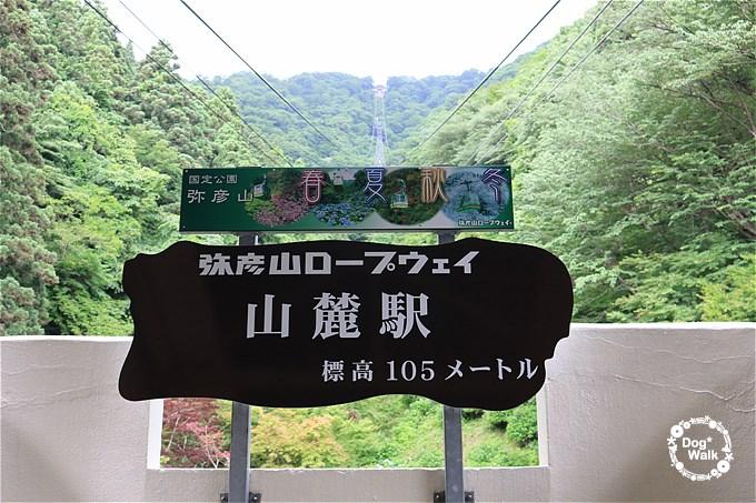 弥彦山山麓駅