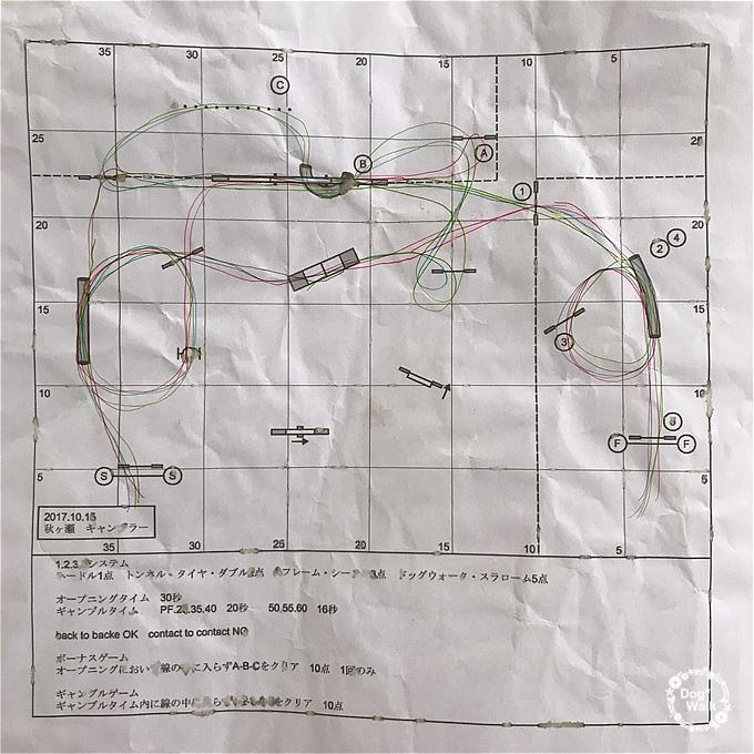 ギャンブラーコース図
